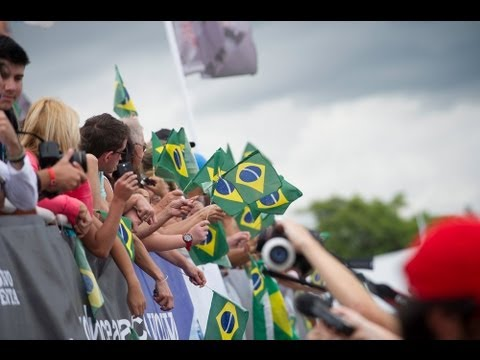 Brazilian Boat and Recife Stopover - Volvo Ocean Race 2014-15