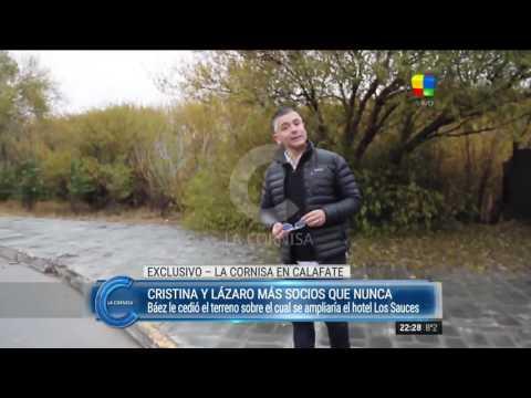 Marijuán: Allanamos un inmueble que es copropiedad de la ex Presidenta y Báez