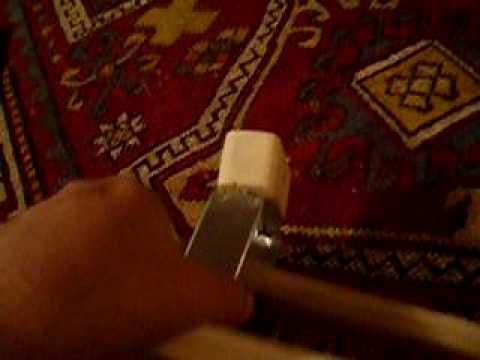 DIY foot-drum