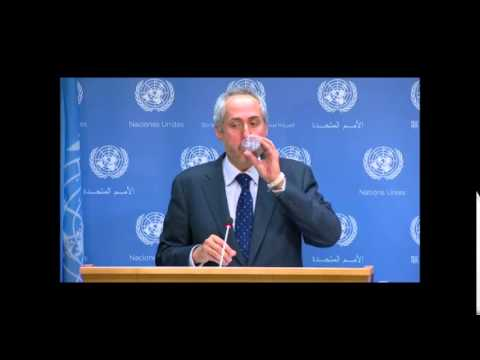 Of UN's Report on Its Darfur Cover-Up, UNSC Only Gets Summary, Press & Public, Mere Statement
