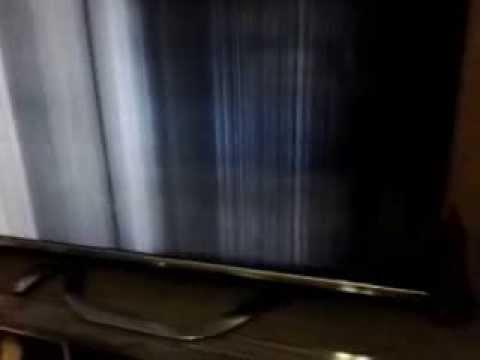 TV LG LA6610 TRAVANDO