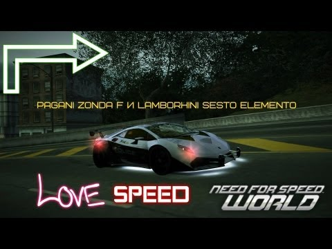 NFS World Гонки Country Club и High Stakes