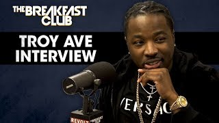 Troy Ave Takes The Stand On The Breakfast Club, Talks