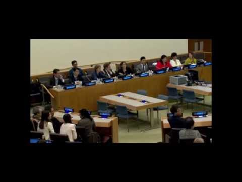 After US Power Says Cut Mic on North Korea Speech, Security Called, ICP Asks UN About Rules