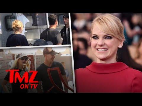 Anna Faris Replaced Chris Pratt With Another Hunk!   TMZ TV