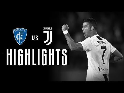 HIGHLIGHTS: Empoli vs Juventus - 1-2 - Serie A - 27.10.2018 | CR7 at the double thumbnail