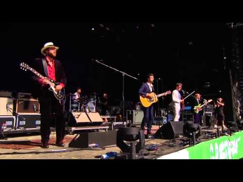 Noah & the Whale - Waiting For My Chance (Glastonbury 2013) HD 720p