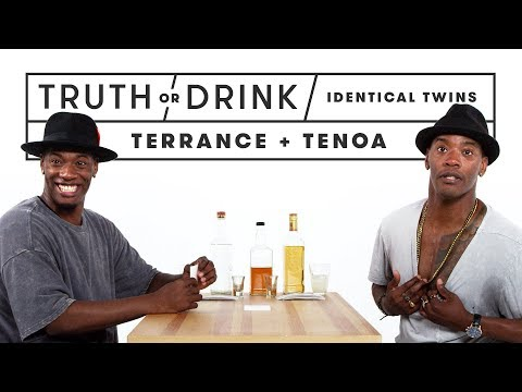Twins Play Truth or Drink (Terrence & Tenoa) | Truth or Drink | Cut