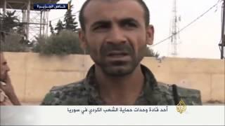 القوات الكردية تستعيد السيطرة على بلدة ربيعة