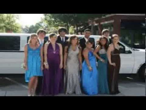 Mayde Creek High School Prom SUV Limos and Limousines