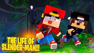 Minecraft LIFE OF - ROPO & JACK LIFE THE LIFE OF SLENDERMANS VICTIMS!