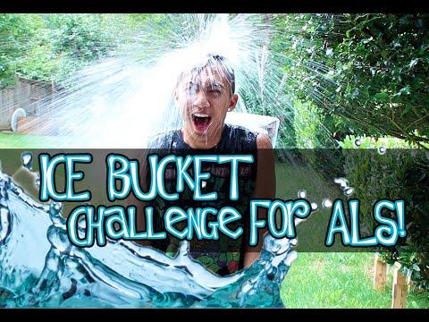 ICE BUCKET CHALLENGE! | PAULZEDRICH