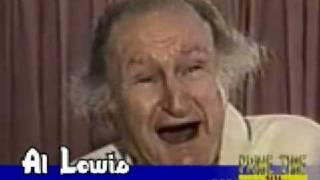 "Al Lewis - AKA Grandpa Munster ""Prime Time"" (1989)"