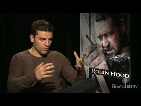 Oscar Isaac on what makes this Robin Hood Different.