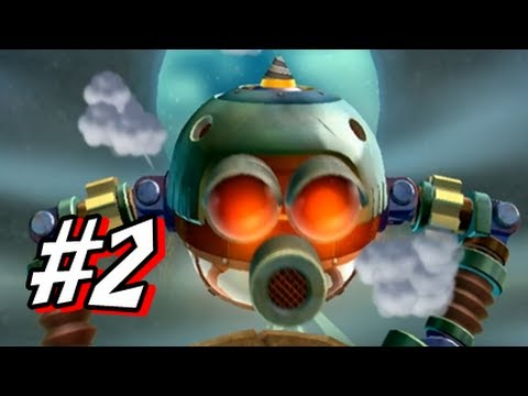 Let's Play Super Mario Galaxy 2 - Part 2