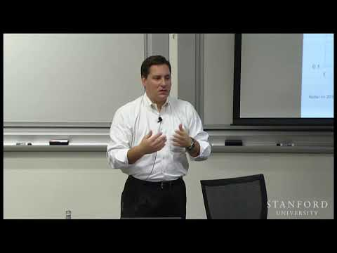 Stanford Seminar - Don Foldenauer on the Solar Industry