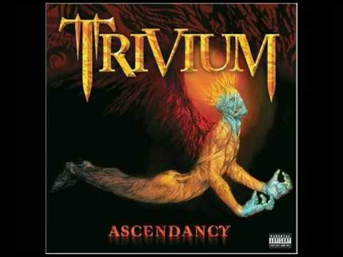 Trivium - Washing Away Me In The Tides