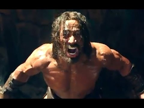 Yo soy HERCULES! - The Rock