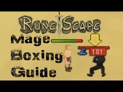 RuneScape: Mage Boxing Staking Guide