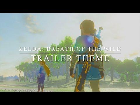 Zelda Breath of the Wild: Trailer Theme - Orchestral Cover