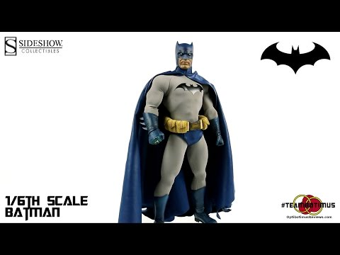 Video Review of the Sideshow Collectibles: Batman