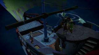 Tales Of Monkey Island Episode 2: The Siege of Spinner Cay ending (720P HD)