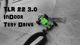 Tri County Hobbies TLR 22 3.0 Test Drive