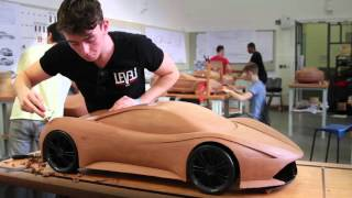 Automotive Design at UWTSD Swansea College of Art