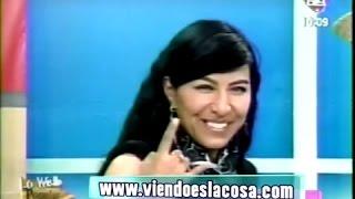 Luz Tamara Gitanos SOBREVIVIRÉ - SOBREVIVO (en RTP)