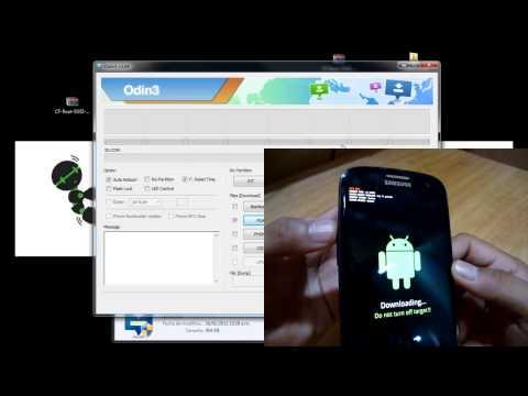 Cómo hacer root a Samsung Galaxy s3