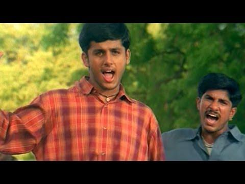 Jayam Movie    Bandi Bandi Video Song     Nitin & Sadha