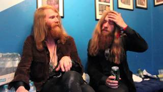 KADAVAR ON VINTAGE CAR CARE, HA!