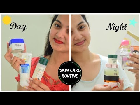Day and Night Skincare Routine || Indian skin care