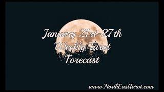 Capricorn Weekly Forecast January 21st-27th