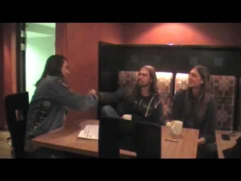 HAMMERFALL videointerview part 5 / 5