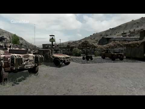 ARMA 2: Operation Arrowhead im Test-Video