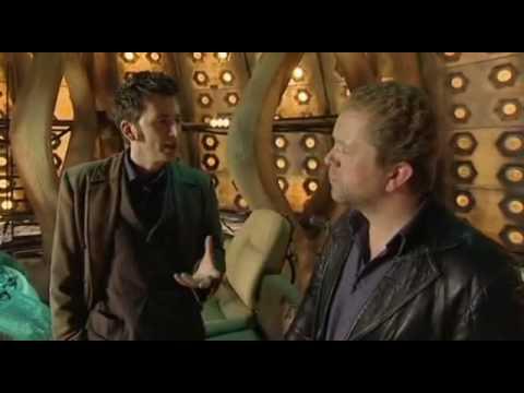 Zo zákulisia Ďalšieho Doktora