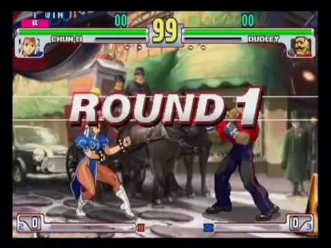 SFIII: 3rd Strike - The 73rd Game Spot Versus East vs West War [Part 1]