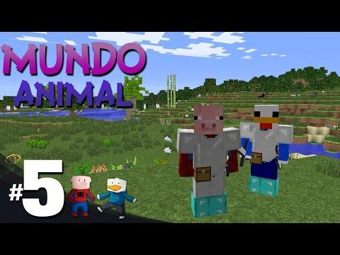 SON ENANOS!| EP.5 | MUNDO ANIMAL CON CELOPAN