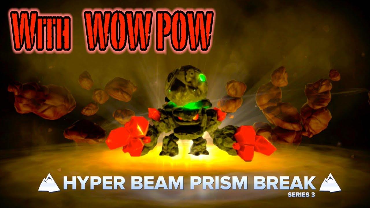 Prism Break Series 3 Series 3 Hyper Beam Prism