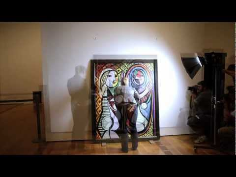 Hanging Picasso's