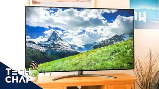 NEW 2019 LG NanoCell TV - Best LED TV? | The Tech Chap