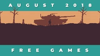 Top 5 Free Games from itch.io // August 2018