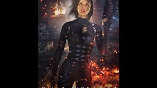 Resident Evil: The Final Chapterl Trailer 1 2017   Milla Jovovich Movie