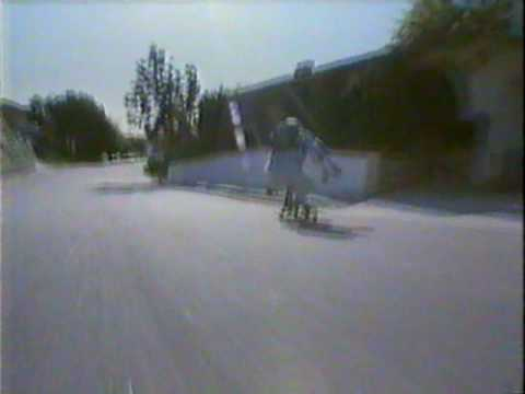 1989 - Gleaming The Cube Movie - Downhill Chase