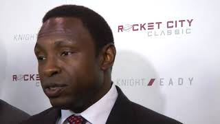 Alabama coach Avery Johnson on college basketball scandal