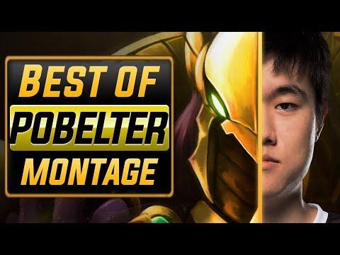 "Pobelter Montage ""200 IQ Mid"" (Best Of Pobelter) | League of Legends"