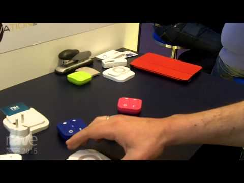 ISE 2015: NodOn Explains their Remotes and Plugs with Z Wave Technology
