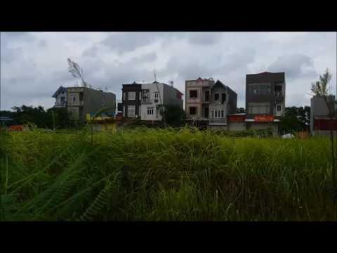 Clip: Hàng loạt công trình xây dựng sai phép, không phép trên đất dự án