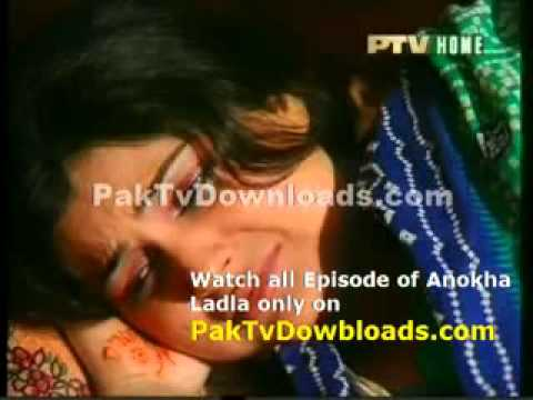 Anokha Ladla by PTV Home Episode 7 - 1 HQ